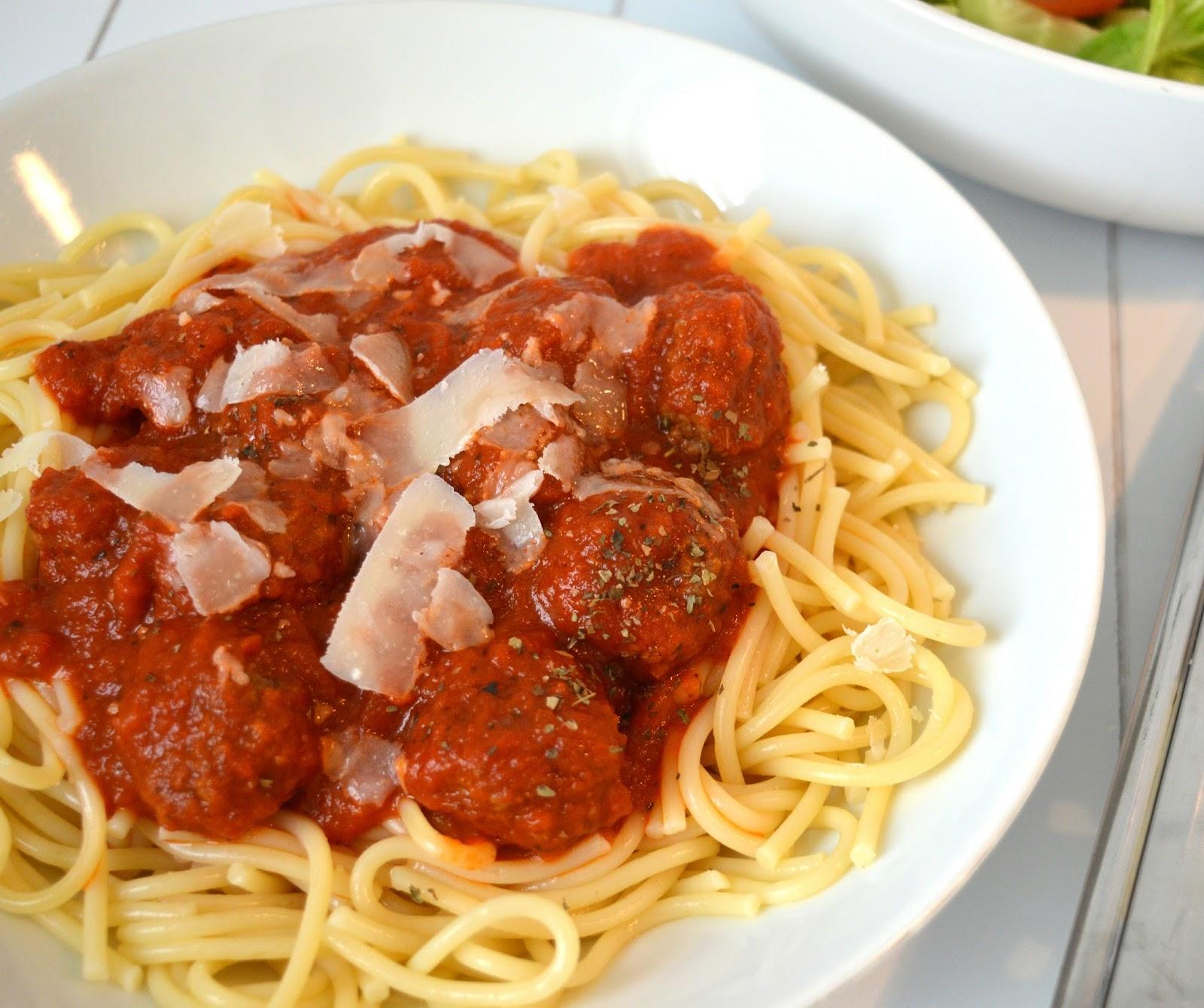lekker spaghetti recept