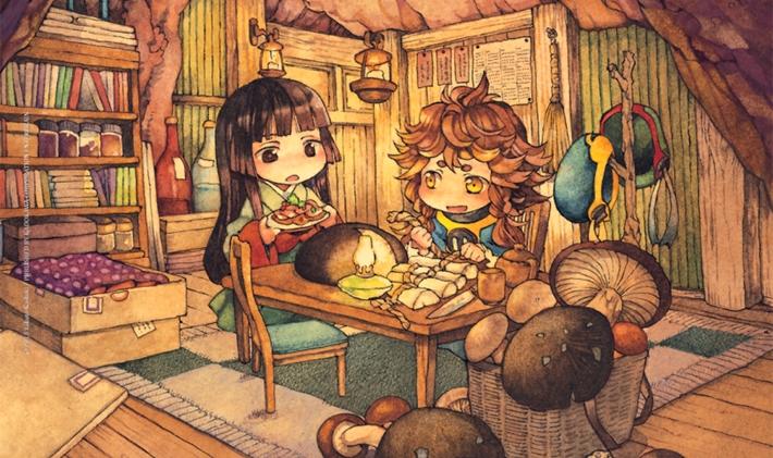 Minuscule Takuto Kashiki Komikku