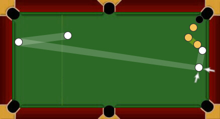 blackball pool rules loss of frame