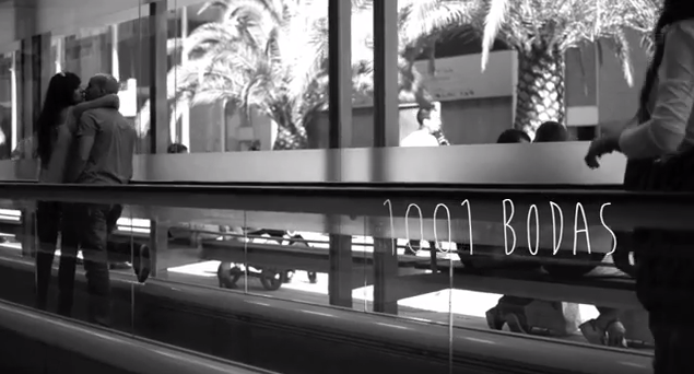 1001 Bodas: el vídeo