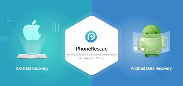 طريقة استعادة البيانات المفقودة على iPhone باستخدام PhoneRescue