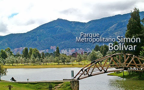 Parque metropolitano Simon Bolivar