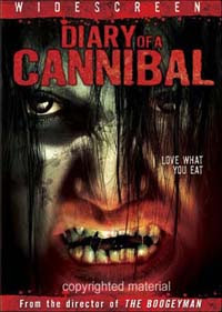 Diary of a Cannibal - reviewed at http://www.gorenography.com