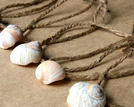 how to hang shells