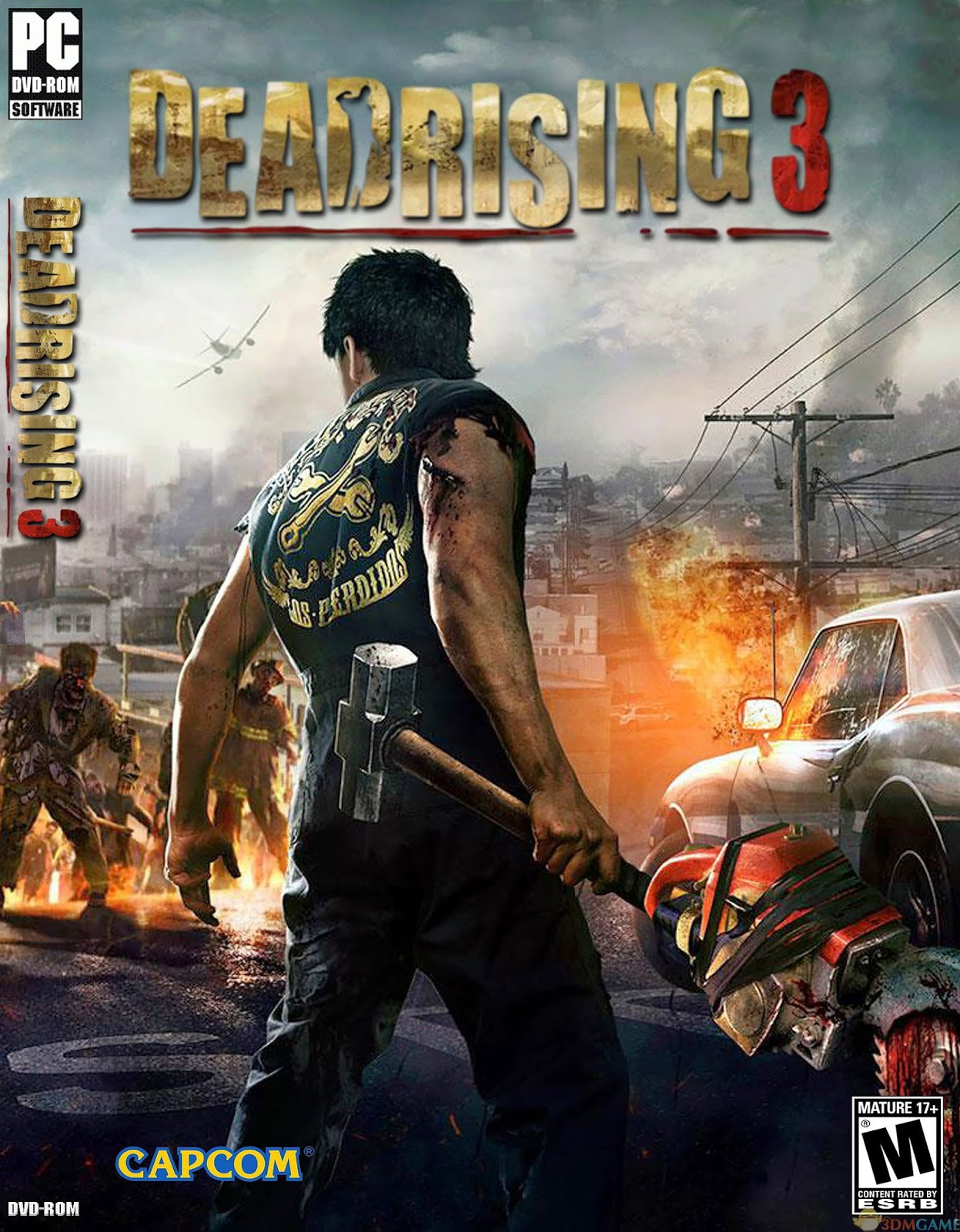 [PC] Dead Rising 3: Apocalypse Edition (2014)   Download Game Full Iso