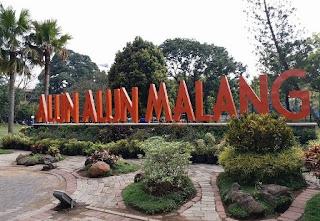 Alun-alun Kota Malang, Bikin Kamu Ingin Pergi Ke Sana