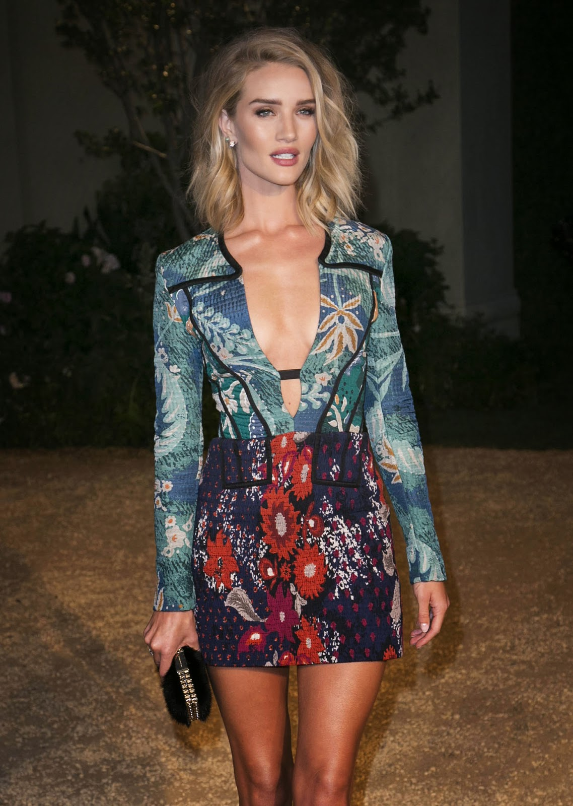 Rosie Huntington-Whiteley Really Knows How To Dress