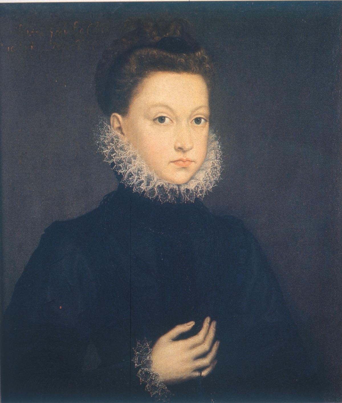 Porträt, spanische Statthalterin, Porträt, Niederlande, Fossa Eugeniana, Rhein