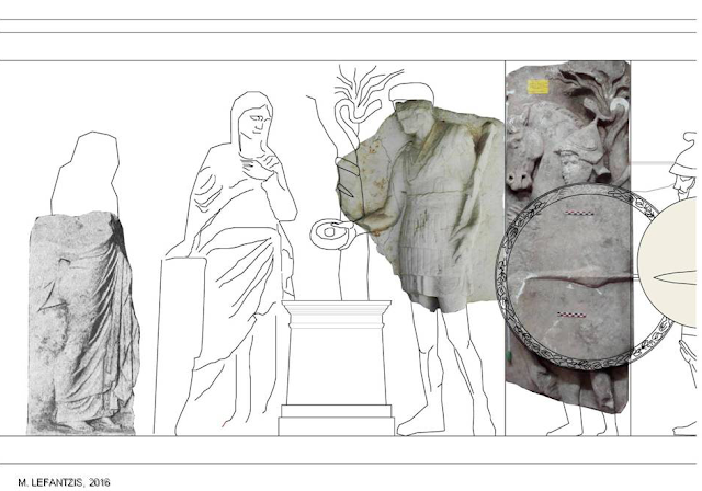 Eleven marble sculptures from Amphipolis tomb traced in foreign museums: Greek expert