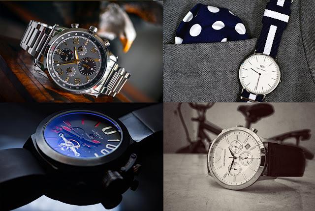 Hadiah Jam Tangan yang Sesuai Untuk Lelaki