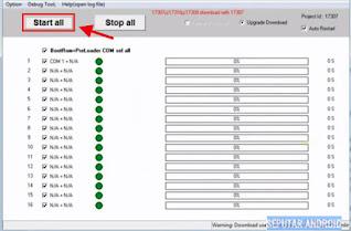 Cara, Flash, Oppo, A71, CPH1801, RAM 3GB, ram 2GB, Via, MSMDownload Tools, Oppo, Terbaru, tutorial, flashing, MSMDownload