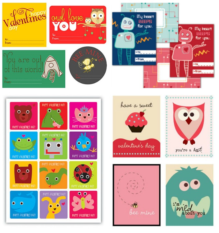 picture regarding Valentines Printable Free identify Little ones Valentines: Printable. Totally free. Neat. Frugal Relatives Situations