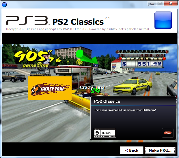 PS2 Classic GUI v2 1 (by Aldostools) - RNB GAME - SHOP