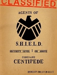 Marvels Agents of S.H.I.E.L.D. The Movie Centipede