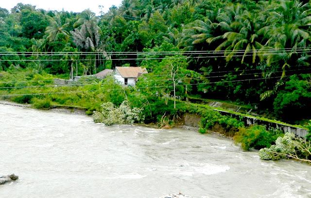 5 Desa di Abdya Terancam DAS Krueng Baru