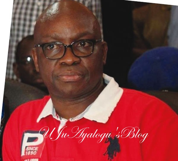 """There Are Strange Movements Around My Residence"" – Fayose Cries Out"