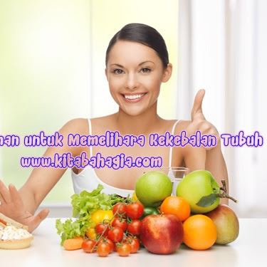 Pilih Makanan untuk Memelihara Kekebalan Tubuh