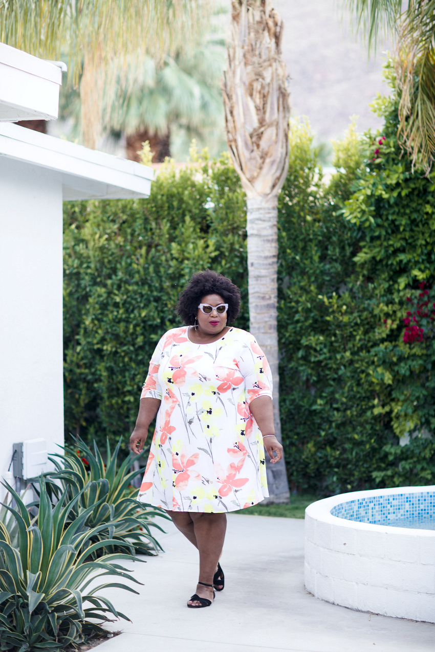 plus size spring dresses
