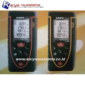 Jual Laser Distance Meter Sanfix SD-80 di Bandung