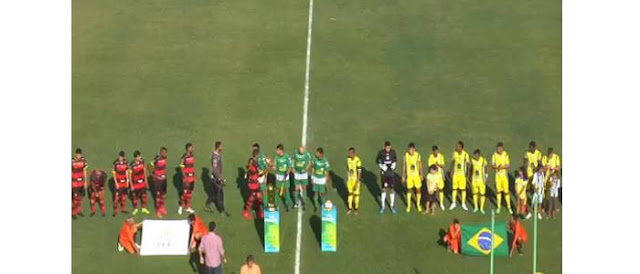 Horizonte não fura a retranca do Guarani, e fica com o vice da Taça Fares Lopes 2016.