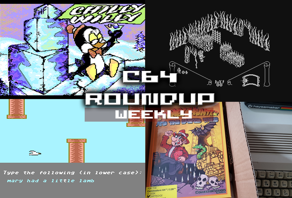 Indie Retro News: C64 Roundup Weekly #9 - New releases, new