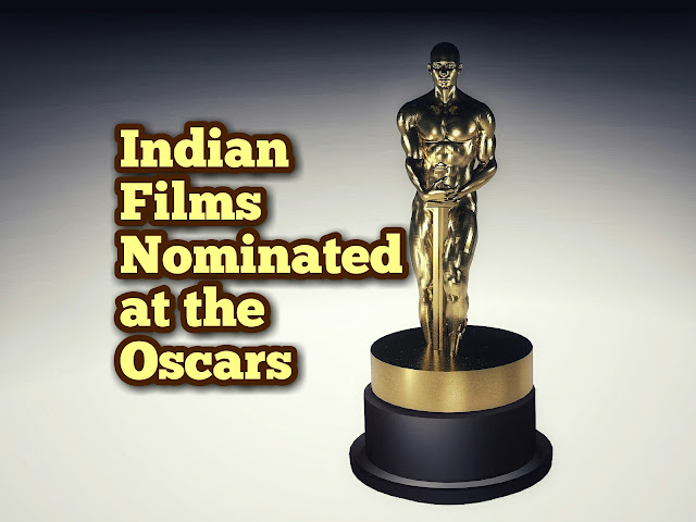 indian movies nominated at the academy awards