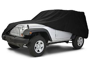 Jeep Wrangler 2 Door Cover