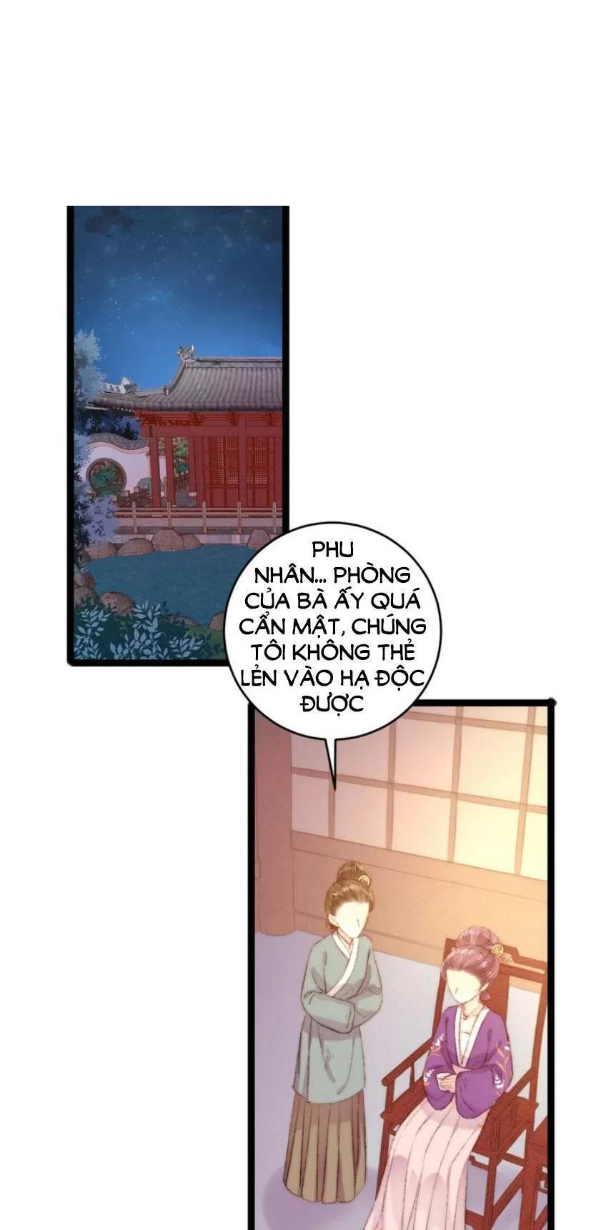 Nàng Phi Cửu Khanh - Thần Y Kiều Nữ chap 51 - Trang 2