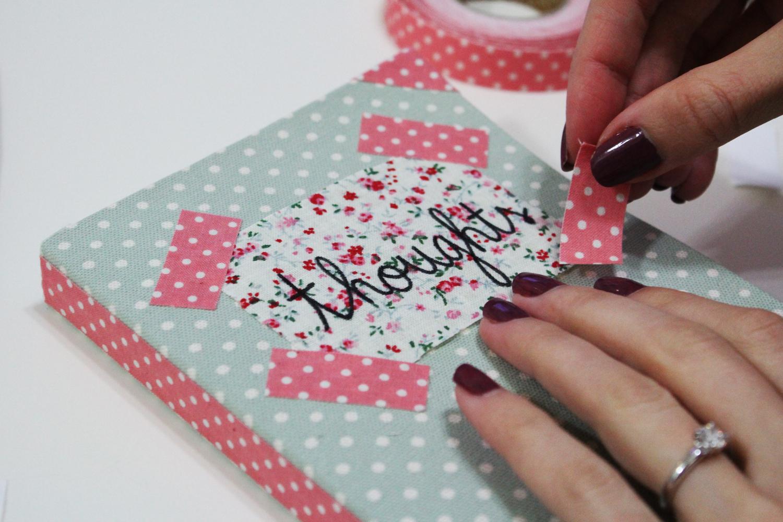 Xenia Olivia: DIY Book Cover with Dailylike