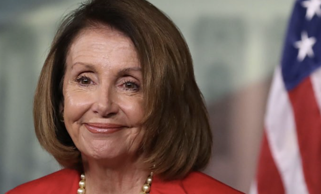Nancy Pelosi Gets Back The Gavel — Elected Speaker Of The House
