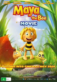 La abeja Maya. La película<br><span class='font12 dBlock'><i>(Maya the Bee Movie)</i></span>