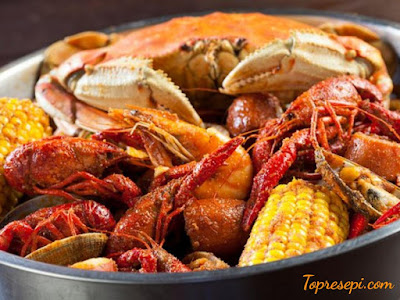 Resepi Shell Out Seafood Yang Mudah