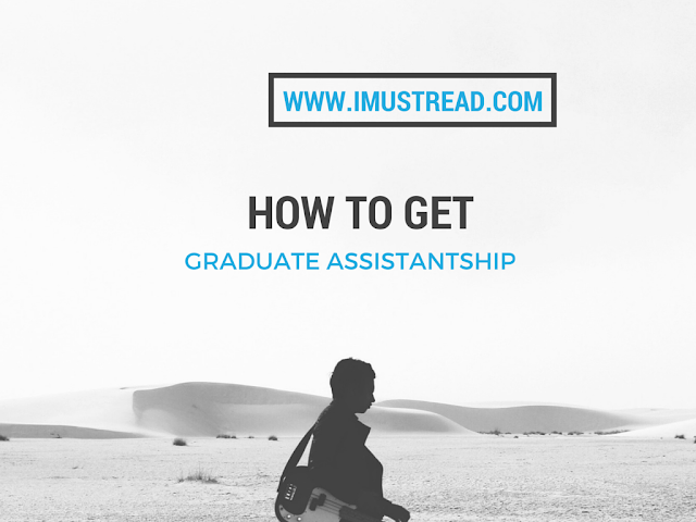 Tips to Get an Assistantship for Graduate Studies