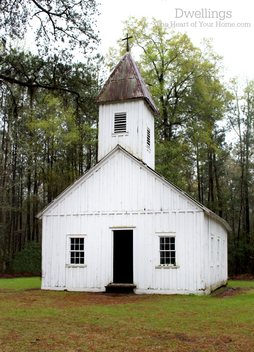 historic hobcaw church