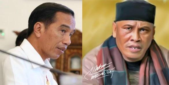 Ketua Jawara Damin Sada Protes Keras Pidato Jokowi