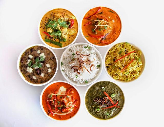Budget Food India