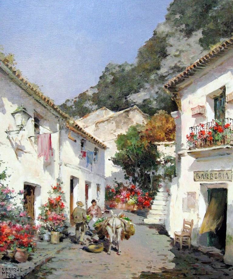 Pintura moderna y fotograf a art stica pinturas famosas de paisajes mexicanos - Paisajismo valencia ...
