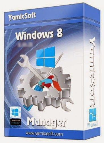 Yamicsoft Windows 8 Manager 2.2.4 + Patch