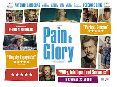 Pain And Glory 2019 Movie Poster 3