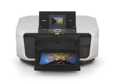 one unit of measurement offers flexible photograph printing from digital cameras Canon PIXMA MP810 Driver Downloads