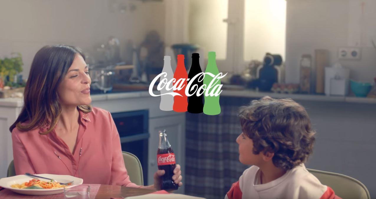 Canzone Coca Cola il gusto a tavola Pubblicità | Musica spot Settembre 2016