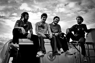 Their Methlab - Greek post rock band