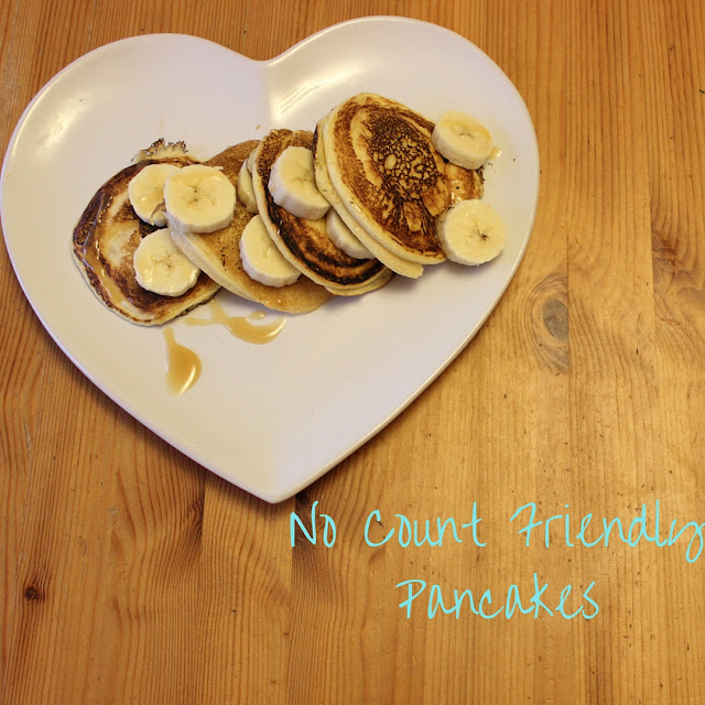 no count friendly pancakes