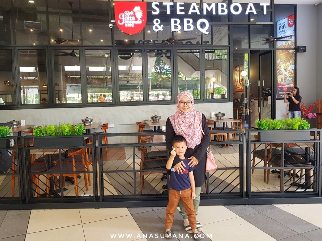 Pak John Steamboat & BBQ IOI City Mall Putrajaya
