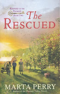ReadAnExcerpt The Rescued by Marta Perry