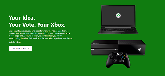 Xbox-Ideas