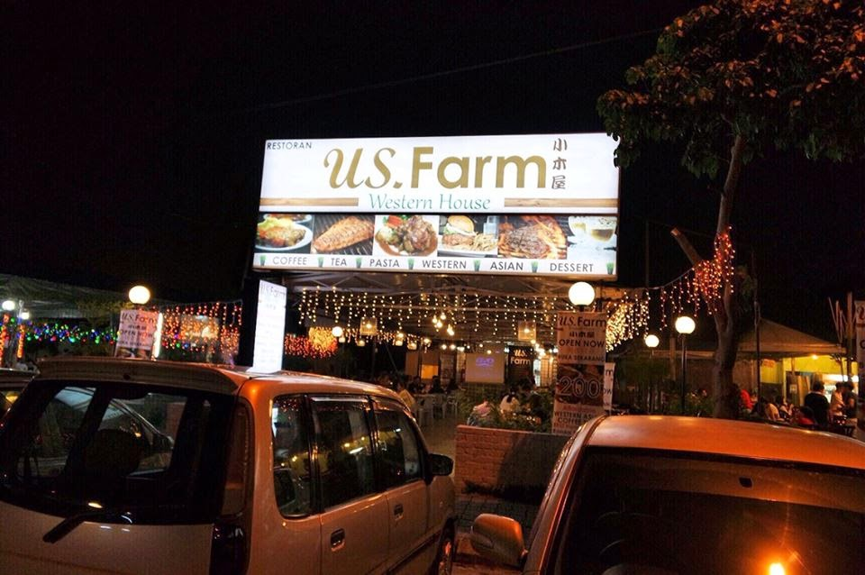 US  Farm Western House @ Bandar Baru Klang