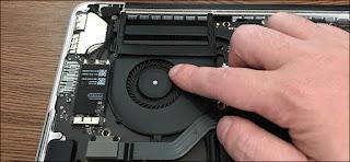Cara Cepat Membersihkan Debu di Komputer MacBook Terbaru