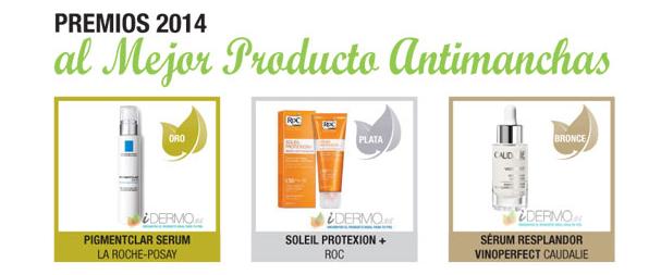 Premios iDermo - Blog de Belleza Cosmetica que Si Funciona