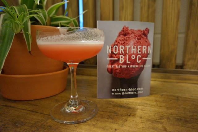 Northern Bloc Vegan Icecream launch party